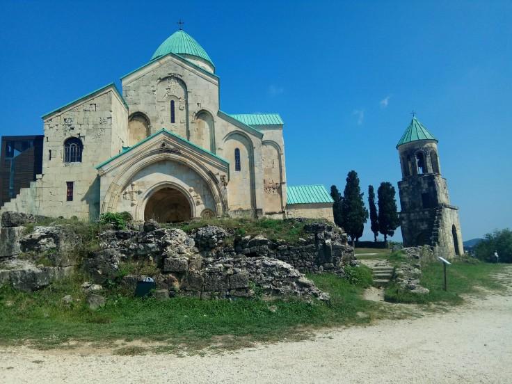 Bagrati Cathedral Kutaisi Georgia