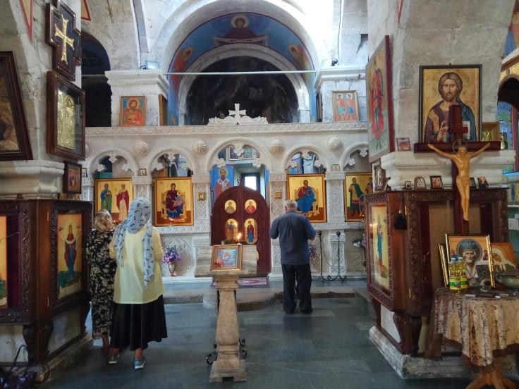 Gelati Monastery Kutaisi Georgia