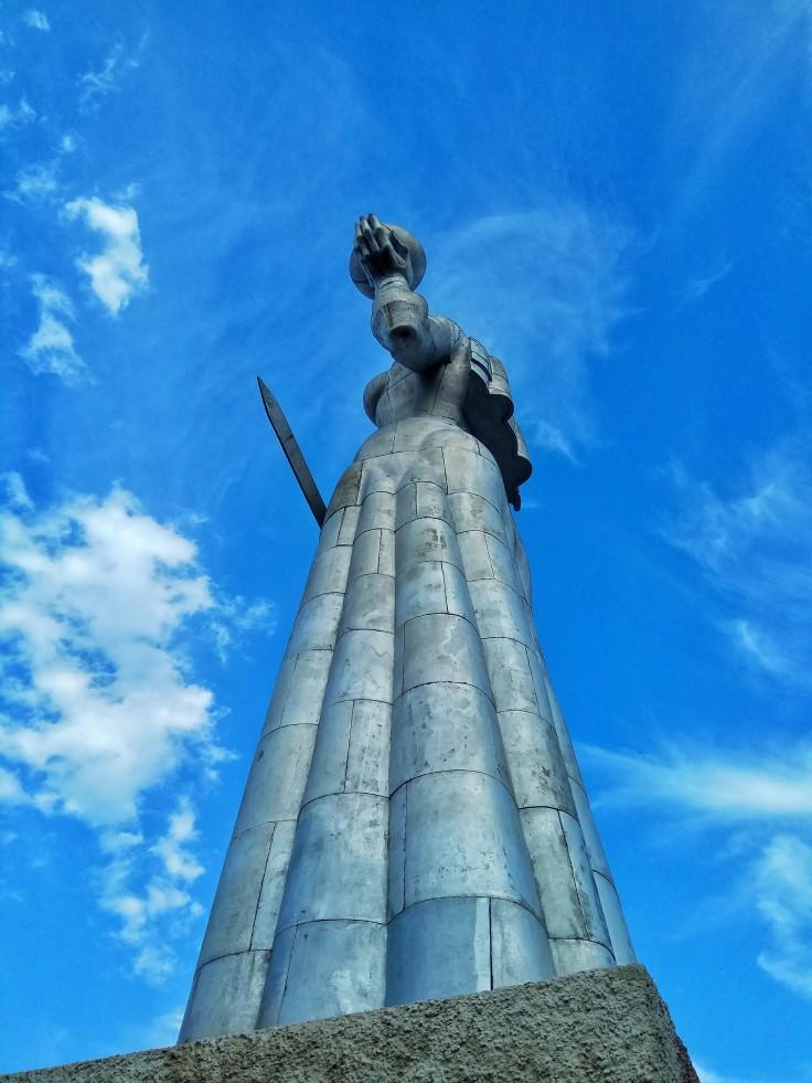 Mother Georgia Statue Tbilisi