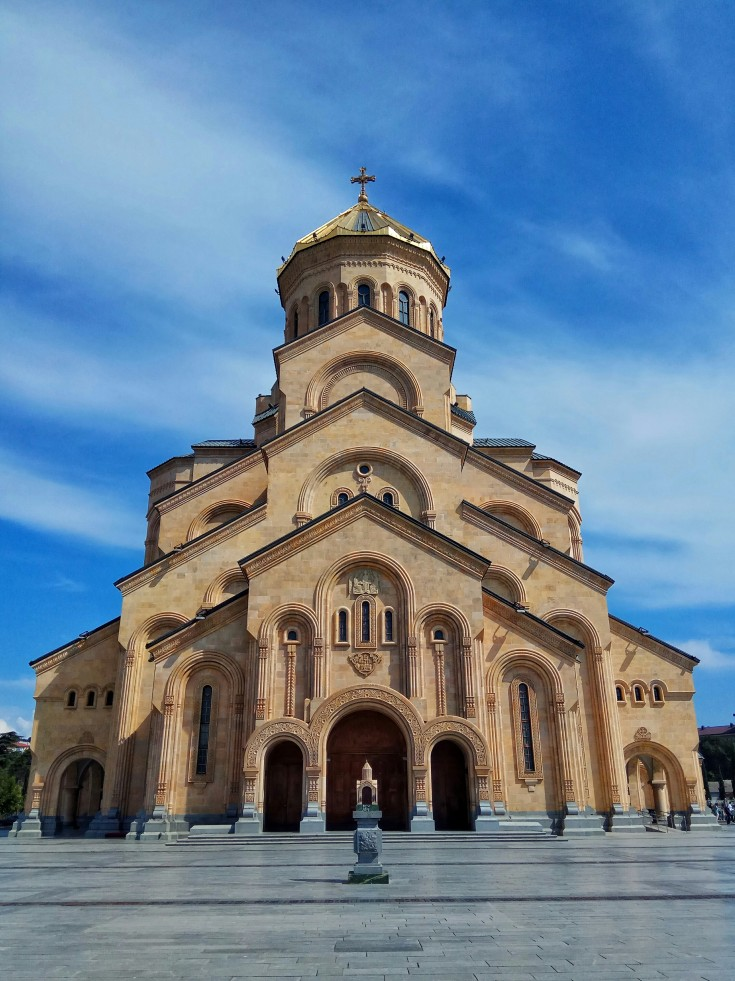 Holy Trinity Cathedral Tbilisi